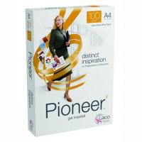 Image for Pioneer A4 100G Fsc 250S Wht 59901 Pk10